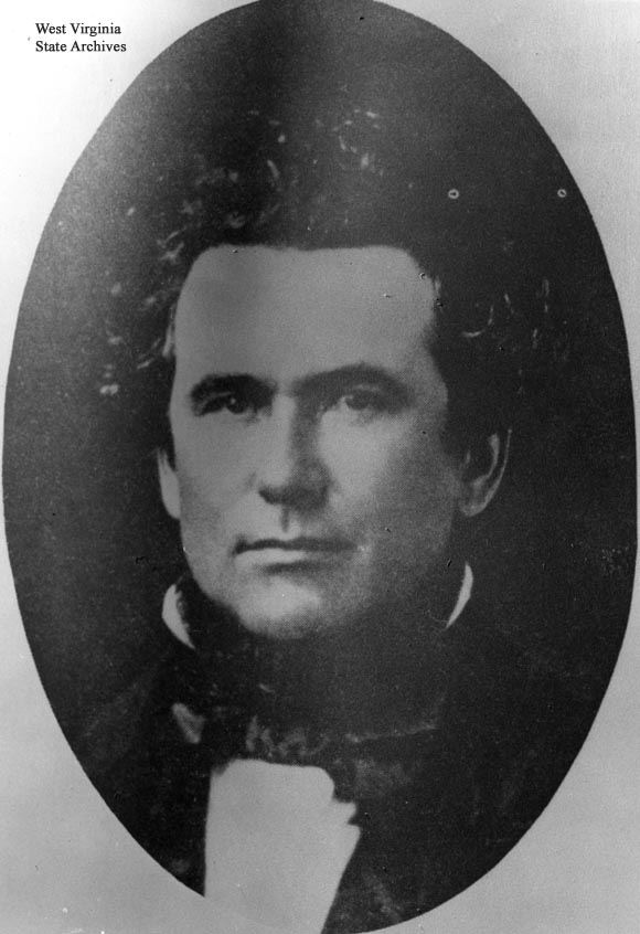 Francis Pierpont, Father of West Virginia. http://www.wvculture.org/history/statehood/images/pierpontfrancis.jpg