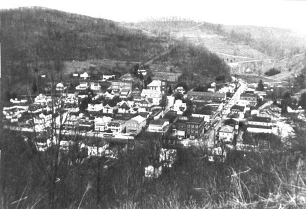 Wetzel County History / Church District